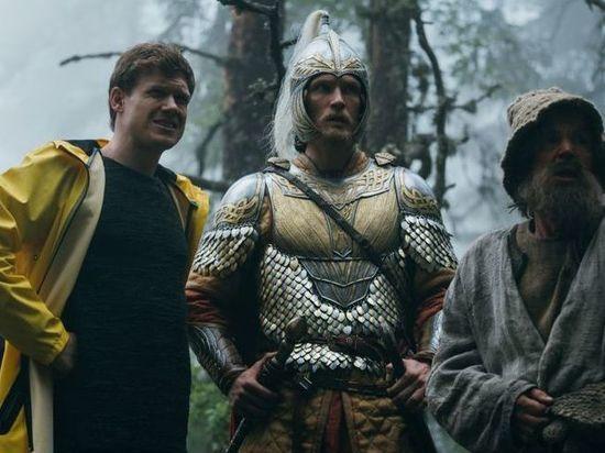В первые дни года в Омске самым кассовым в кино стал «Последний богатырь-2»