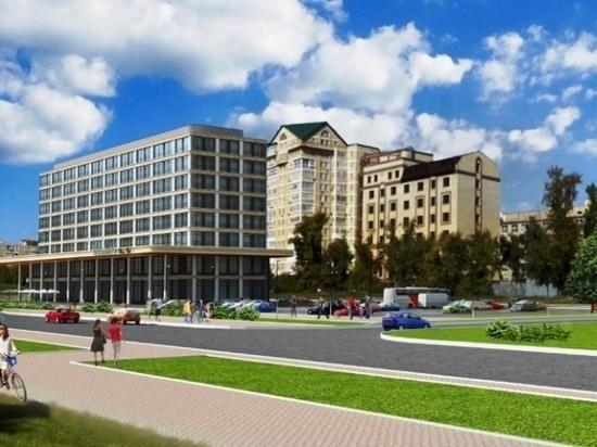 Омский Минкульт дал «зелёный свет» новой гостинице у метромоста