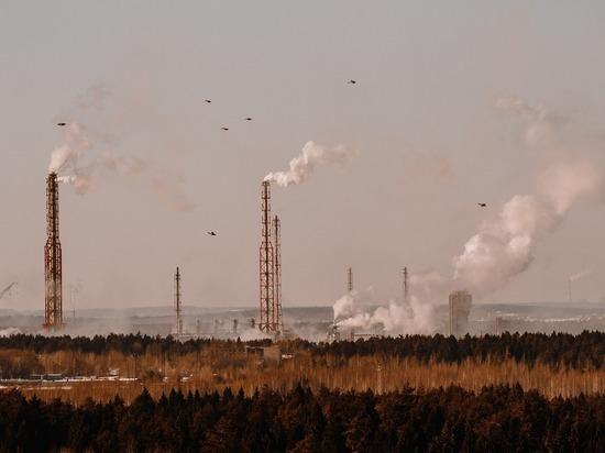 Уровень загрязнения воздуха в Томске составил всего три балла