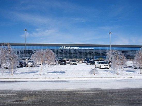 В аэропорту Владивостока сняли с рейса дебошира и сквернослова из Красноярского края