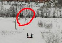 В первый день Нового года на горнолыжном склоне напротив микрорайона «Весенний» в Октябрьском районе Новосибирска произошла трагедия