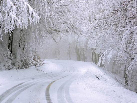 В Томской области объявлено оперативное предупреждение из-за аномальных морозов