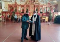Пожарную безопасность в храмах во время празднования Рождества Христова в храмах будут обеспечивать более ста сотрудников МЧС