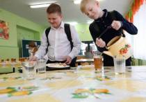 Вологодская область отмечена в числе лидеров по обеспечению школьников бесплатным горячим питанием