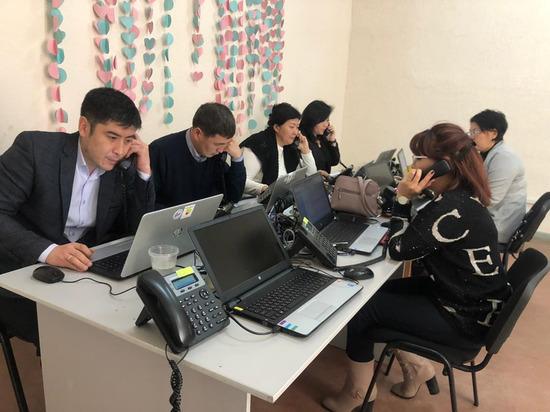В Кыргызстане на выборы задействуют 420 сотрудников ГРС