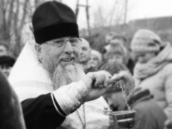 Умер настоятель храма Покрова Божией Матери в Средней Ахтубе