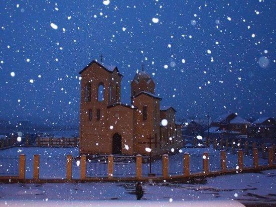 Сочельник: православные волгоградцы собираются встретить Рождество Христово