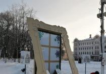 Новые фотозоны для вологжан установлены при поддержке предпринимателей города