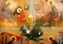 Расписание рождественских богослужений в  Серпухове