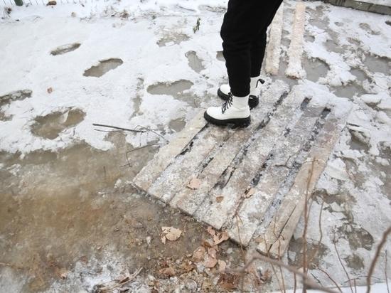 На улице Гейне в Волгограде восстановили водоснабжение после порыва