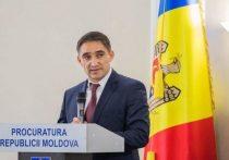 Генпрокурор Молдовы опроверг сообщение о «компромате» на его семью