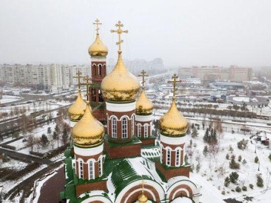 Омские синоптики пообещали, что к 10 января в городе потеплеет до -13