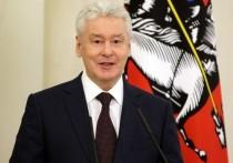 Собянин поздравил москвичей с Рождеством, пожелав здоровья