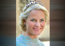 Принцесса Норвегии сломала копчик