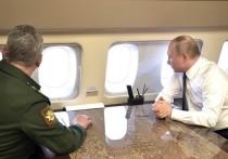 Шойгу: Путин сам принял решение лететь в Сирию год назад
