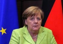 Беспорядки в США разгневали Меркель