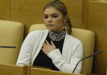 Опубликовано архивное фото Алины Кабаевой в прозрачном бикини