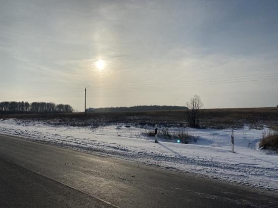 Погода в Рязанской области 8 января