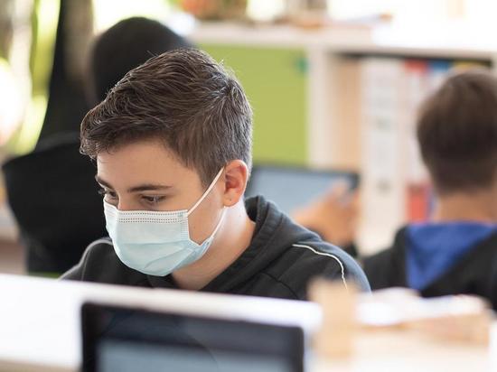 Педиатры Германии за скорейшую вакцинацию несовершеннолетних от коронавируса