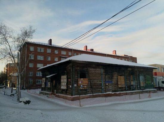 За ремонт старинного дома в центре Омска хозяину грозит штраф