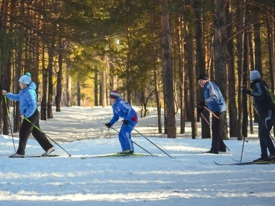 Жителям Иванова предлагают сдать ГТО по лыжам