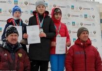 Лыжница из Пущино выиграла в областных соревнованиях