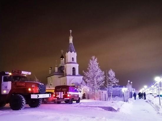 Рождественские гуляния на Ямале прошли без пожаров
