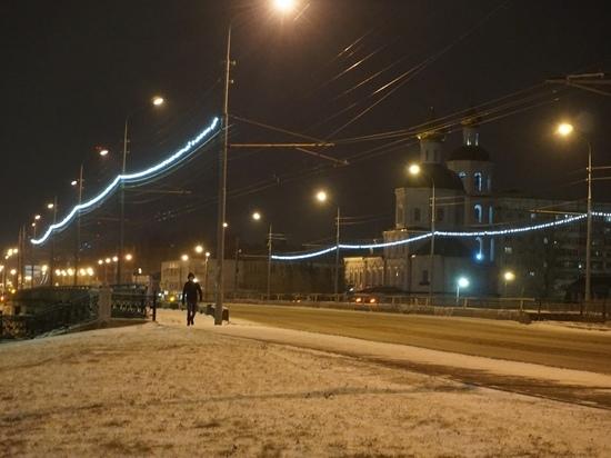 На улицах Йошкар-Олы в 2020 году обновилось освещение