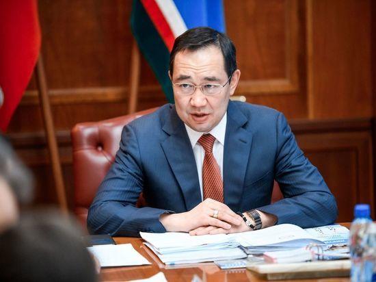 Айсен Николаев стал самым популярным в инстаграм среди губернаторов ДФО