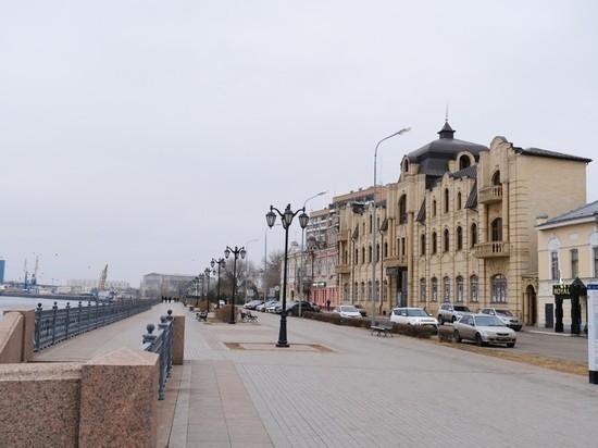 В Сети представили концепт благоустройства улицы Максима Горького в Астрахани