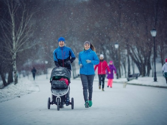 9 января в Йошкар-Оле любители бега выйдут на первый паркран