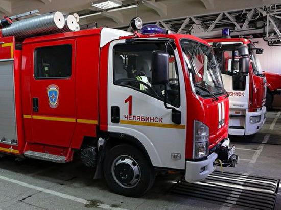 Две челябинки вызвали спасателей на вымышленный пожар, чтобы выехать с парковки