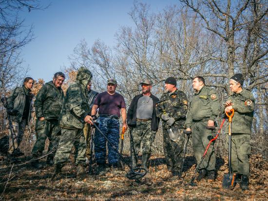 В Севастополе найдены останки моряка-защитника