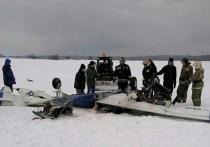 В Ленобласти потерпел крушение самолет