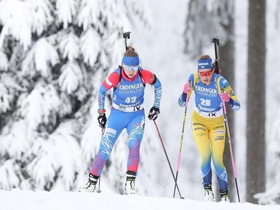 Итоги спринтов на пятом этапе Кубка мира по биатлону в Оберхофе
