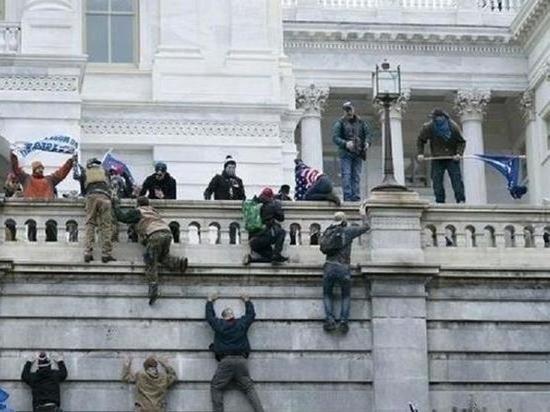 В беспорядках винят провокаторов из числа активистов «Антифа»