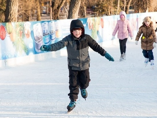 Ледовые арены Волгограда уходят на каникулы из-за потепления