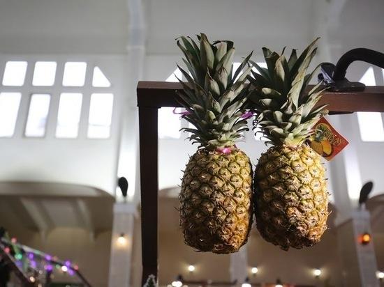 В Малайзии будут делать дроны из ананаса