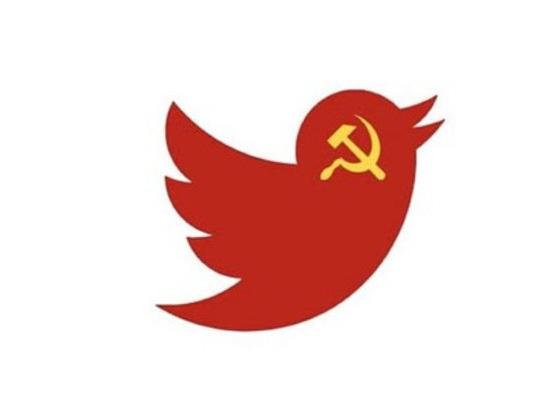 Штаб Трампа опубликовал «птичку» Twitter с советскими символами