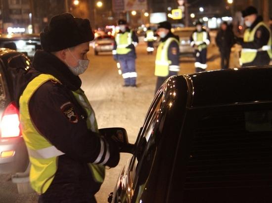 Сотрудники ГИБДД Марий Эл догнали пьяного водителя без прав