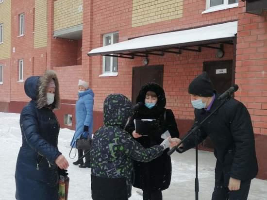 В Йошкар-Оле завершился первый этап переселения из аварийных домов