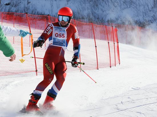 «Рождественским слаломом» завершилась Декада спорта-2021 на Сахалине
