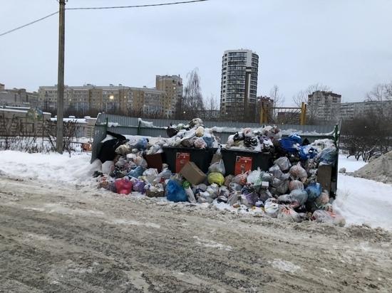 Из Кирова вывезли почти 500 тонн мусора