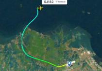 Володин выразил соболезнования в связи с крушением самолета в Индонезии