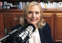 Клинтон пошутила над блокировкой Трампа в Twitter