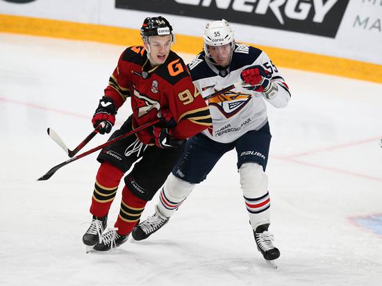 Омский «Авангард» обыграл «Металлург», поведя 3:0 уже в первом периоде