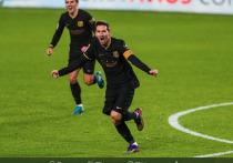 Месси установил исторический рекорд в чемпионате Испании