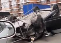 Два человека пострадали при ДТП в Краснодаре