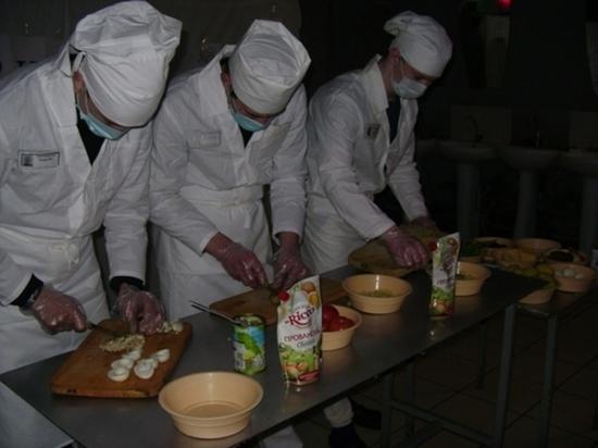 В одной из исправительных колоний Ивановской области прошел кулинарный конкурс