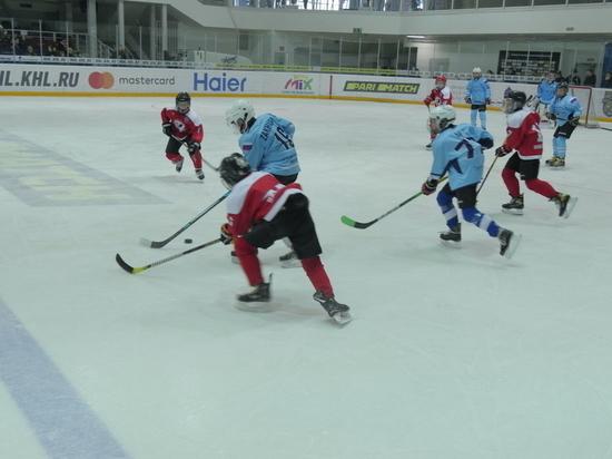 В Южно-Сахалинске прошел этап хоккейного турнира «Золотая шайба»